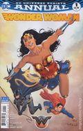 Wonder Woman (2016 5th Series) Annual 1