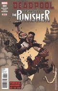 Deadpool vs. Punisher (2017) 4A