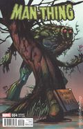 Man-Thing (2017 Marvel) 4B
