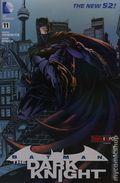 Batman The Dark Knight (2011 2nd Series) 11FANEXPO