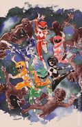 Mighty Morphin Power Rangers (2016) 1E