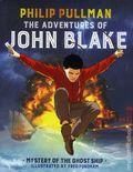 Adventures of John Blake HC (2017 Graphix) By Philip Pullman 1-1ST