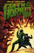 Green Hornet Reign of the Demon TPB (2017 Dynamite) 1-1ST