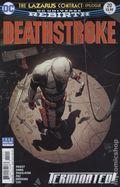Deathstroke (2016 3rd Series) 20A