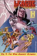 League of Champions TPB (2017- Heroic Publishing) 4-1ST