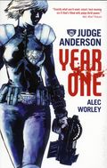 Judge Anderson Year One SC (2017 A Rebellion Novel) 1-1ST