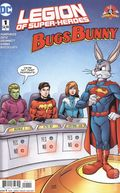 Legion of Super Heroes Bugs Bunny Special (2017 DC) 1A