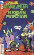 Martian Manhunter Marvin the Martian Special (2017) 1B