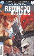 Red Hood and the Outlaws (2016) 11A