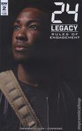 24 Legacy Rules Of Engagement (2017) 2SUB