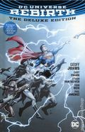 DC Universe Rebirth HC (2016 DC) The Deluxe Edition 1A-REP