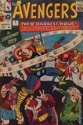Avengers (1963 1st Series) UK Edition 7UK