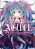 Hatsune Miku: Acute TPB (2017 Dark Horse) 1-1ST
