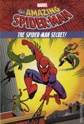 Amazing Spider-Man The Spider-Man Secret HC (2017 Marvel Press) 1-1ST