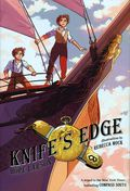 Knife's Edge HC (2017 Farrar, Straus and Giroux) A Four Points Graphic Novel 1-1ST