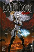 Lady Death Rules HC (2017 Coffin Comics) 1-1ST