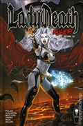 Lady Death Rules HC (2017 Coffin Comics) 1LTD-1ST