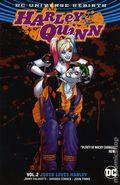 Harley Quinn TPB (2017 DC Universe Rebirth) 2-1ST