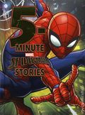 5 Minute Spider-Man Stories HC (2017 Marvel Press) 1-1ST