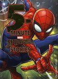 5 Minute Spider-Man Stories HC (2017 Marvel Press) 1-1ST
