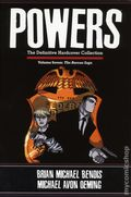 Powers HC (2006-2017 Marvel/Icon) The Definitive Collection 7-1ST
