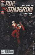 Star Wars Poe Dameron (2016) Annual 1A