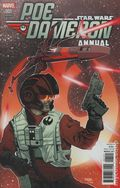 Star Wars Poe Dameron (2016) Annual 1B