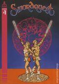 Swordquest Earthworld Classic Atari Mini-Comic (2017 Dynamite) 1