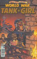 Tank Girl World War Tank Girl (2017 Titan) 3A