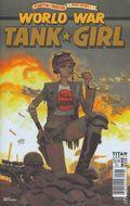 Tank Girl World War Tank Girl (2017 Titan) 3C