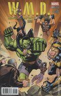 Weapons of Mutant Destruction (2017 Marvel) 1B