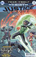 Justice League (2016) 23A
