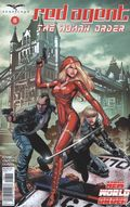Red Agent Human Order (2016 Zenescope) 8A