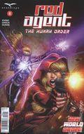 Red Agent Human Order (2016 Zenescope) 8B
