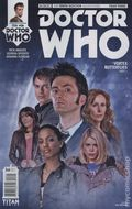 Doctor Who The Tenth Doctor (2016) Year Three 6B
