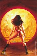Vampirella (2010 Dynamite) 1B-DFVIRGIN
