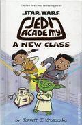 Star Wars Jedi Academy New Class HC (2017 Scholastic) By Jarrett J Krosoczka 1-1ST