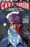 Cave Carson Has a Cybernetic Eye TPB (2017 DC) DC's Young Animal 1-1ST