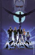 Kagagi The Raven HC (2017 Arcana Studios) 1-1ST