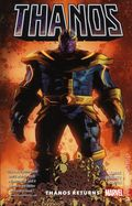 Thanos TPB (2017 Marvel) By Jeff Lemire 1-1ST