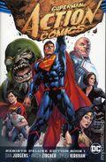 Superman Action Comics HC (2017 DC Universe Rebirth) Deluxe Edition 1-1ST