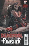 Deadpool vs. Punisher (2017) 5B