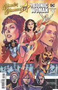 Wonder Woman '77 Meets the Bionic Woman (2016 Dynamite) 5B