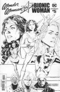 Wonder Woman '77 Meets the Bionic Woman (2016 Dynamite) 5D