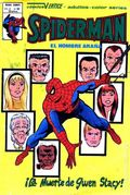 Amazing Spider-Man (1975 Spiderman Vol 3) Spanish Series 60 (120-122)