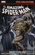 Amazing Spider-Man Kraven's Last Hunt TPB (2017 Marvel) Epic Collection 1-1ST