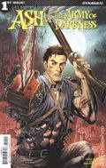Ash vs Army of Darkness (2017 Dynamite) 1A