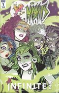 Jem and The Holograms Misfits Infinite (2017 IDW) 1