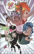 Jem and The Holograms Misfits Infinite (2017 IDW) 1RI