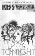 Kiss Vampirella (2017 Dynamite) 2E